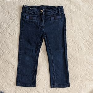 Jacadi Paris Jeans Girls * 24m